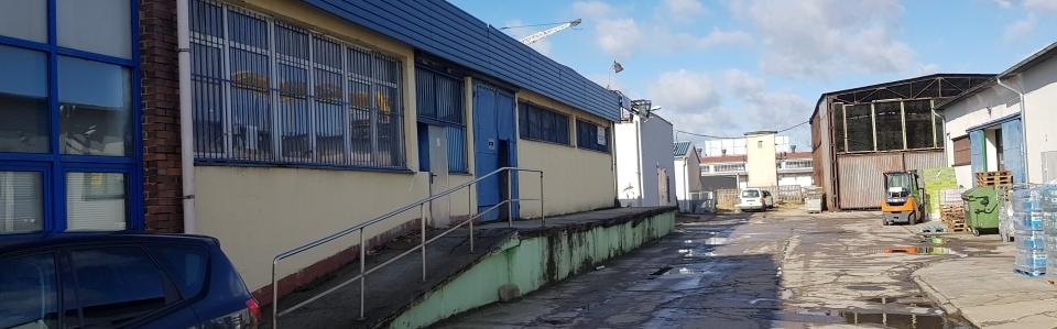 Hala 900m2 - Gorzów, Małorolnych -  NA SPRZEDAŻ