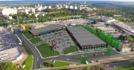 Retail Park Szczecin Mieszka